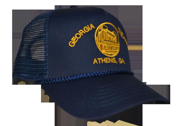 Image of GATH - Classic Trucker Hat - Navy