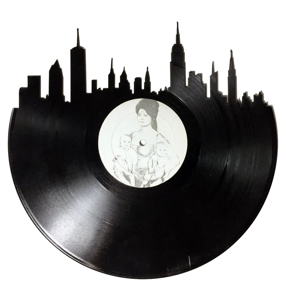 Image of NYC Cityscape Wall Art