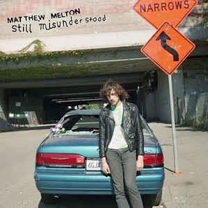 "Image of MATTHEW MELTON ""STILL MISUNDERSTOOD"" LP REPRESS"