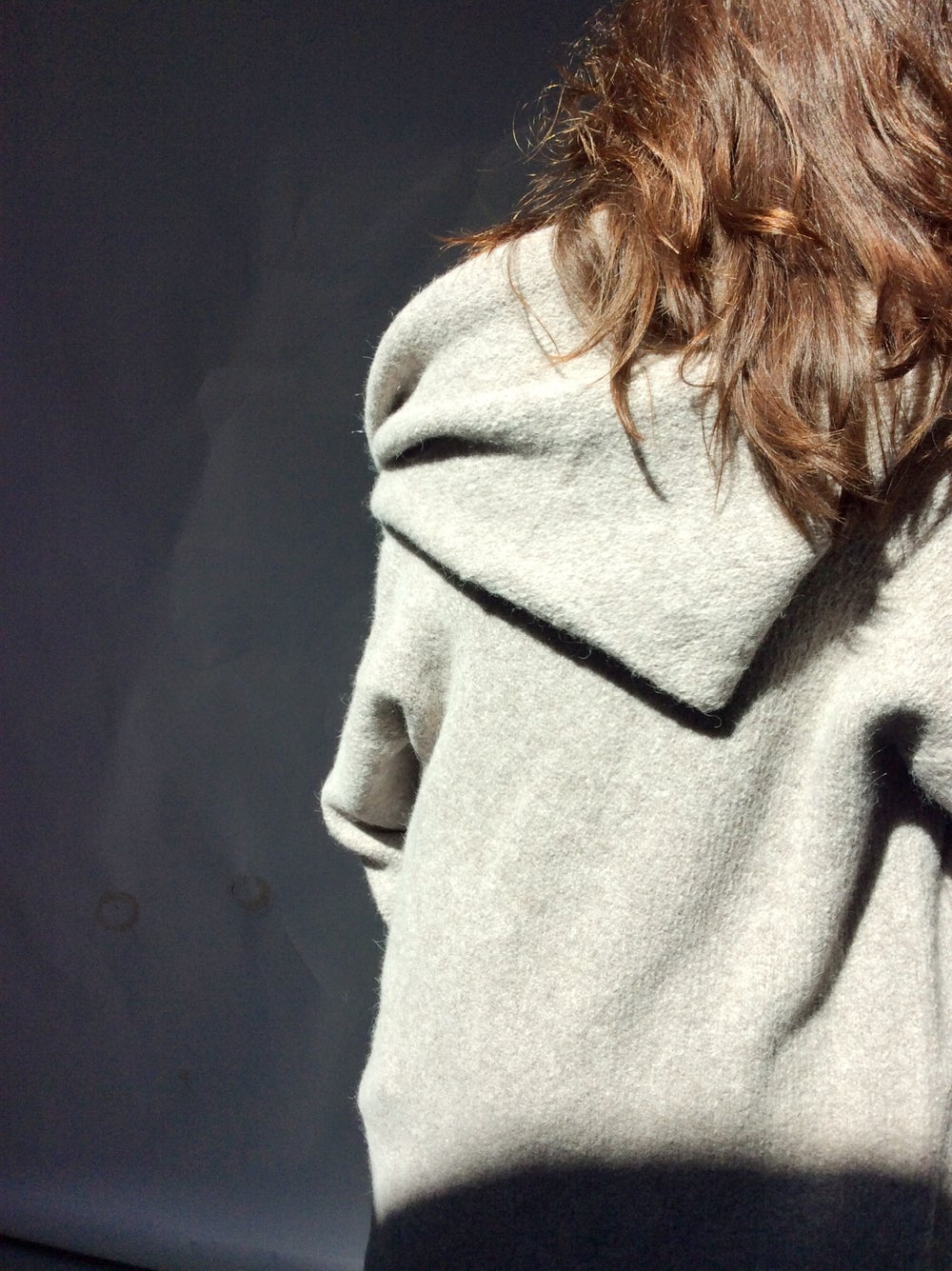 Image of Lauren Manoogian Alpaca Capote Coat