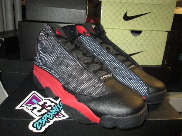 """Air Jordan XIII (13) Retro """"Blk/Red"""" GS - areaGS - KIDS SIZE ONLY"""