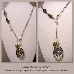 Image of Royal Charmer Necklace