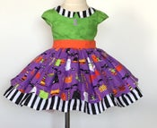 Image of One of a Kind Halloween Dress