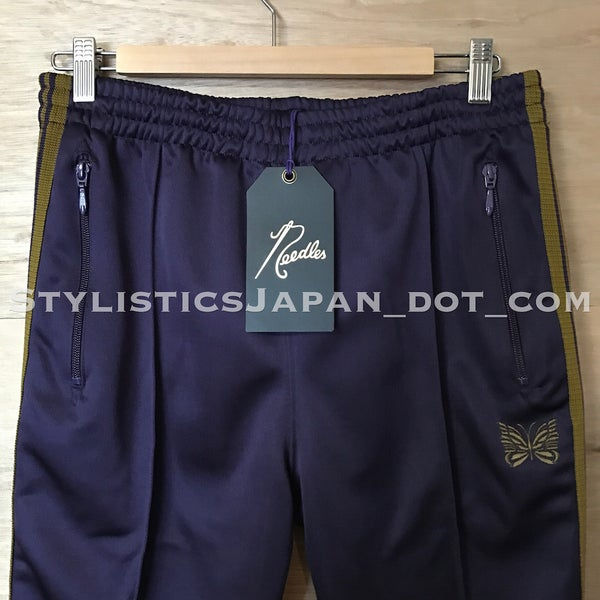 Image of DS! Needles Narrow Track Pant Poly Smooth Purple M