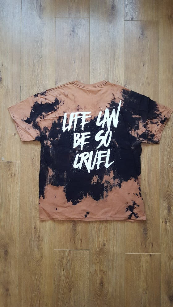 Image of 'Life Can Be So Cruel' Blind Date Tee