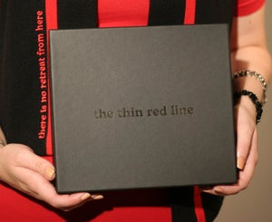 Image of The thin red line (2008)