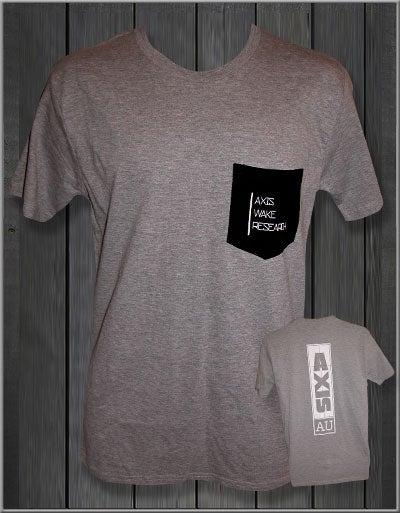 Image of Axis T-Shirt - Grey