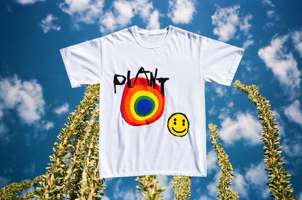 """Image of  """" PLANT  """"  CORE  MELT SHORTSLEEVE  TEE"""