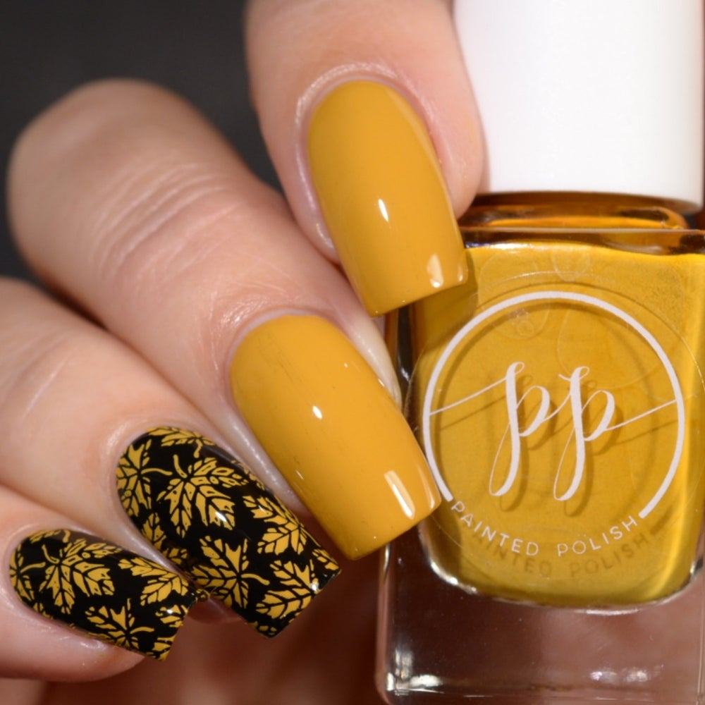 Image of Stamped in Mustard