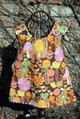 Image of Fairy Mushroom reversible pinafore