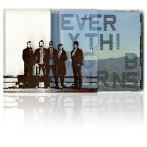Image of Everything Burns<br>---<br><i>PHYSICAL CD</i>