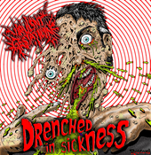 "Image of ""Drenched In Sickness""...Full-length pro-CD"