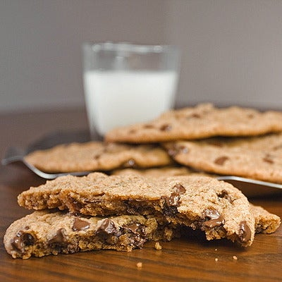 Image of i ♥ chocolate chips cookie
