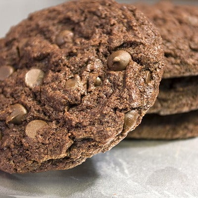 Image of  chocolate xo cookie