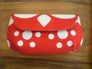 Image of Party Curvy Clutch