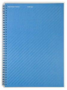 Image of Original Designers Workbook - Blue