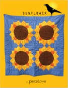 Image of Sunflower Quilt Pattern