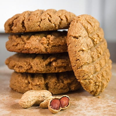 Image of the best peanut butter cookie