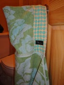 Image of Amy Butler Organic Ocean Hooded Towel