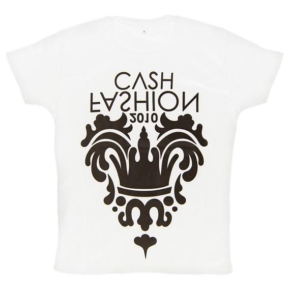 Image of Cash Fashion - White (Girls)