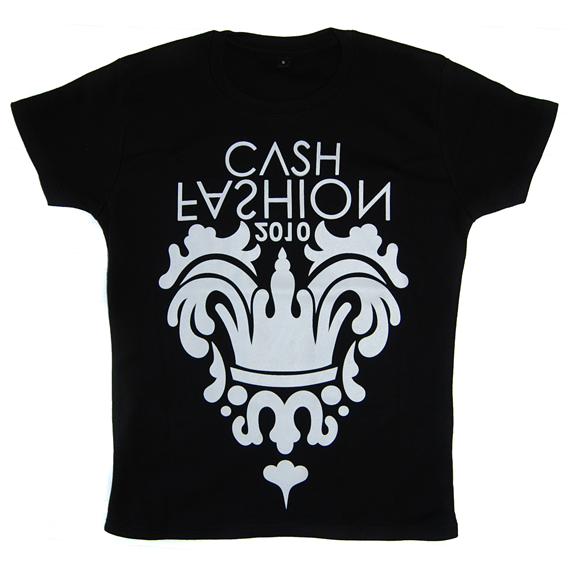 Image of Cash Fashion - Black (Girls)