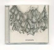 Image of DELANADA - Cuatro canciones para no dormir y una declaración de intenciones (CD-EP)