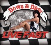 Image of LIVE FAST CD