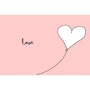 Image of Card- Love