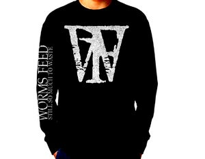"""Image of WF """"Waste"""" Longsleeve (Release edition)"""
