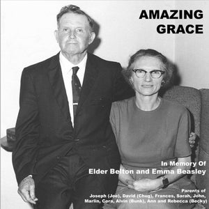 Image of Amazing Grace - CD