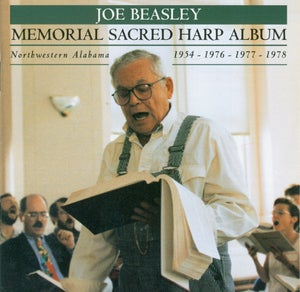 Image of Joe Beasley Memorial Sacred Harp Album - 2 CD set and 25 page booklet