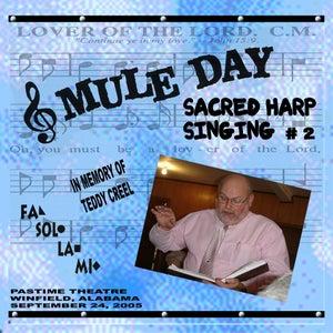 Image of Mule Day September 24, 2005 - CD