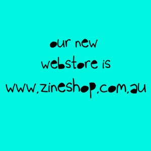 Image of WWW.ZINESHOP.COM.AU