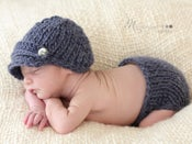 Image of Tushie Wrap and Brim Hat Set