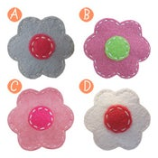 Image of big girl hair clips #2