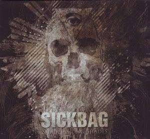 """Image of SICKBAG """"Shade Among Shades"""" CD"""