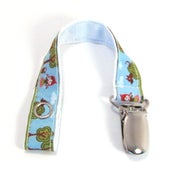 Image of Little Red and the Big Wolf Pacifier Holder
