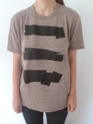 Image of E/V tshirt in brown