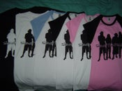 Image of Old Skool Band Silhouette Tees
