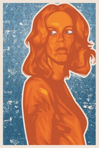 Image of Final Girl Poster - Laurie Strode