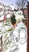 Image of February garden