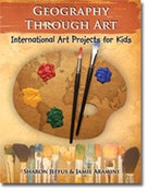 Image of Geography Through Art with Sharon Jeffus