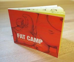 Image of FAT CAMP Sketchbook
