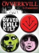 Image of Övverkvill button pack