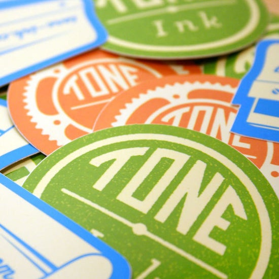 Image of Tone Ink Sticker Pack