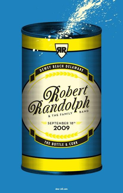 Image of Robert Randolph & The Family Band - Dewey Beach '09