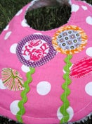 Image of Flower Power Bib