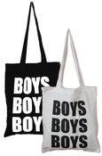 Image of BOYS BOYS BOYS BAG