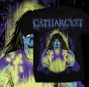 Image of CATHARCYST - T Shirts