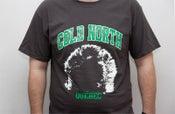 Image of Cold North - Green Logo T-Shirt